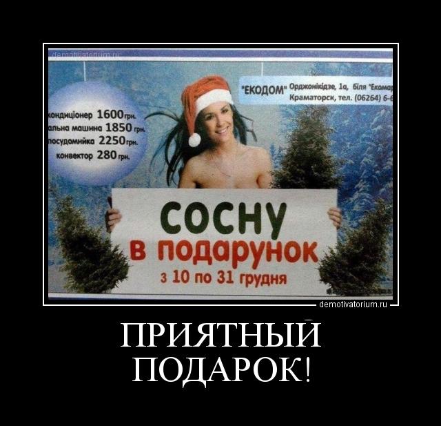 Конкурс: Новогодний мотиватор/демотиватор 1512112255156444