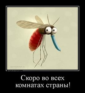 Демотиватор Скоро во всех комнатах страны!