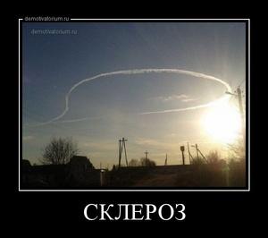 демотиватор СКЛЕРОЗ  - 2013-5-29