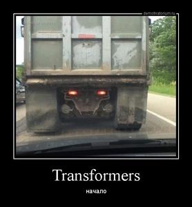 ����������� �Transformers ������