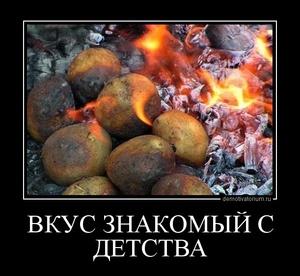 Демотиватор ВКУС ЗНАКОМЫЙ С ДЕТСТВА
