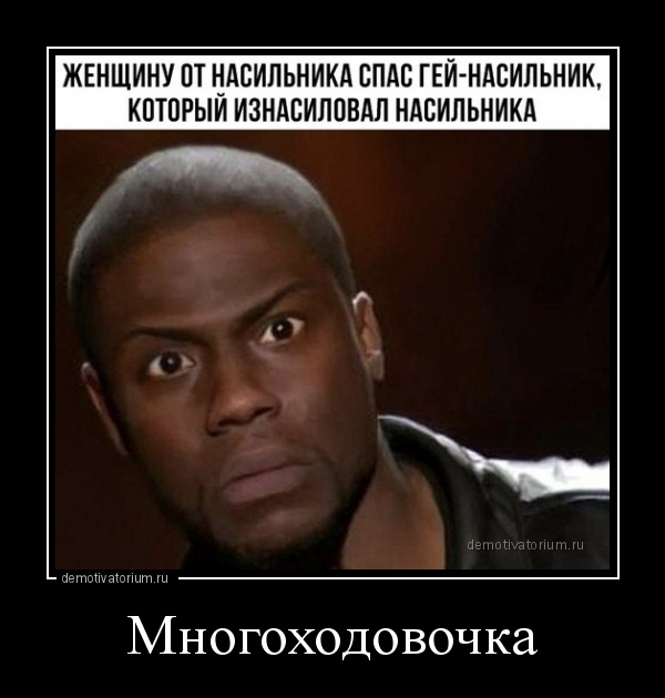 демотиватор Многоходовочка  - 2019-2-13
